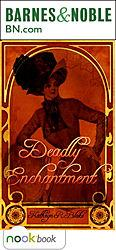Deadly Enchantment available on Nook