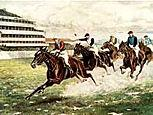 Epsom Derby 1780 1799 | RM.